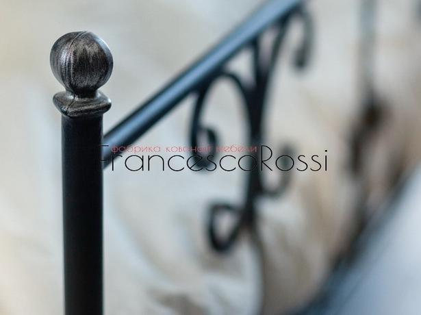 Кровать Francesco Rossi Симона с двумя спинками