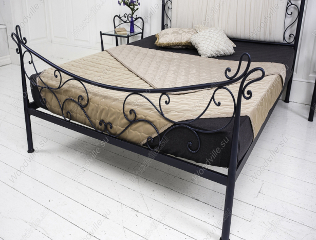 Металлическая кровать Tara