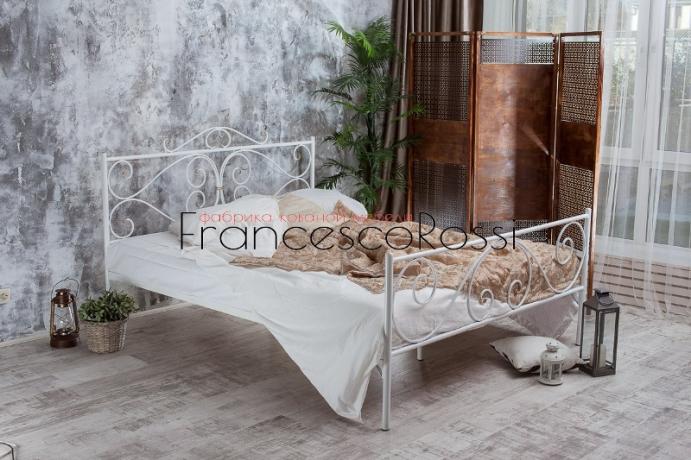 Кровать Francesco Rossi Валенсия с двумя спинками
