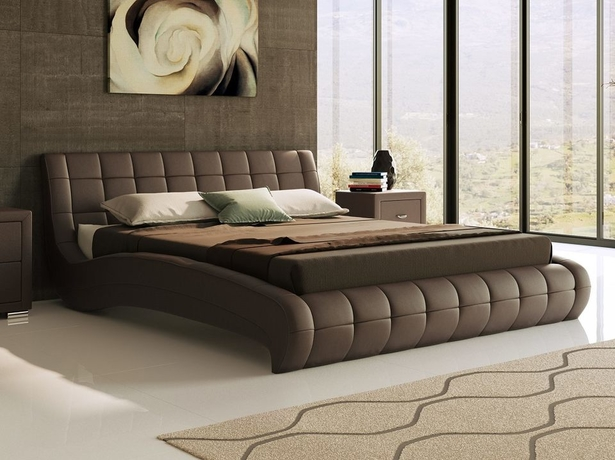 Кровать венге Nuvola 1