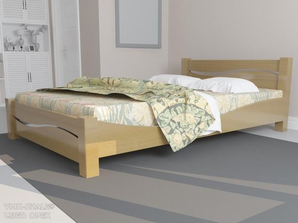 Купить кровать Шале Вэлла орех