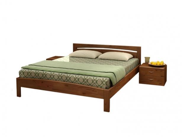 Купить кровать Шале Ренессанс орех