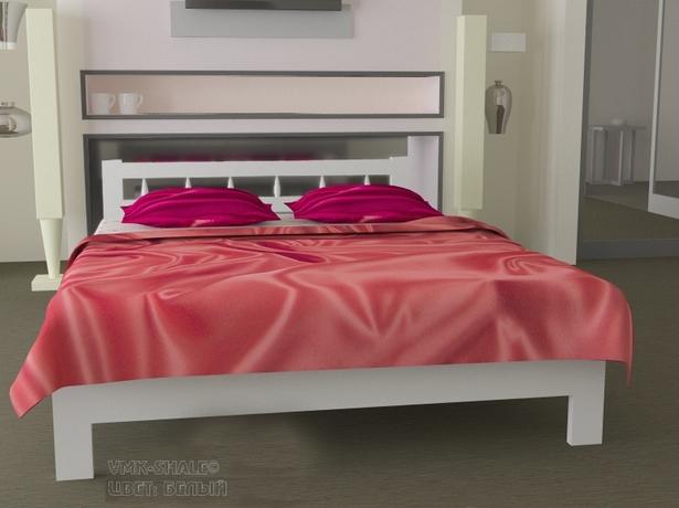 Купить кровать Шале Икея белый
