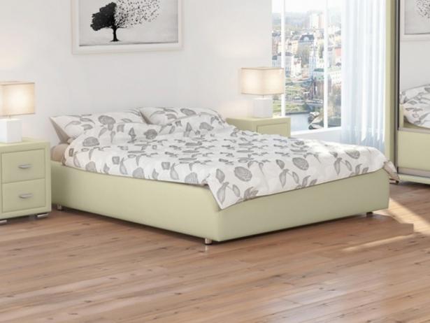 Кровать Como 1 Base кремовый