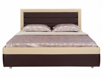 Кровать Life 2 венге-крем