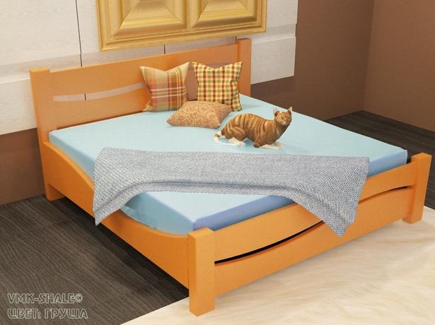 Купить кровать Шале Вэлла груша