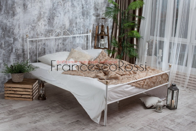 Кровать Francesco Rossi Оливия с одной спинкой