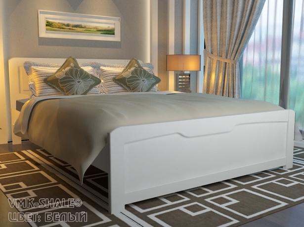 Купить кровать Шале Ариэлла - 2 белый