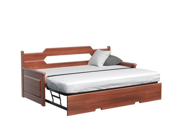 Кровать тахта-трансформер Неаполь орех ясень