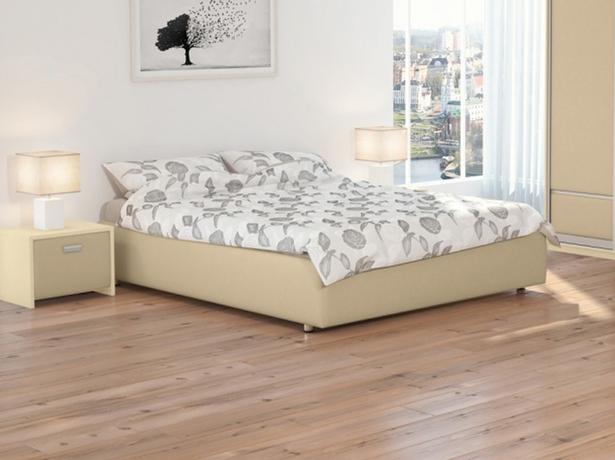 Кровать без изголовья Como 1 Base бежевый
