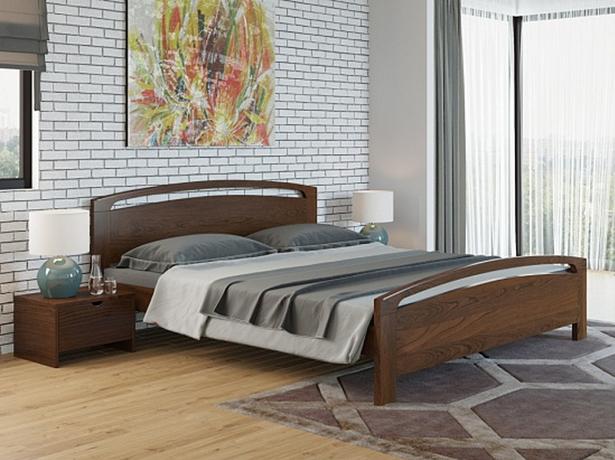 Кровать Веста 1 Райтон орех