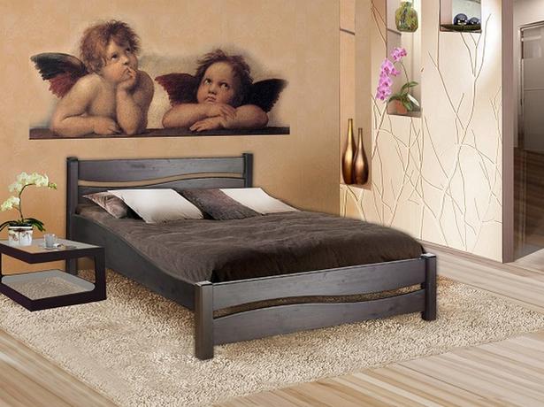 Купить кровать Шале Вэлла каштан