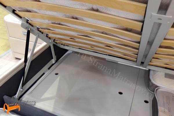 Кровать Life 1 Box Райтон фото подъемный механизм