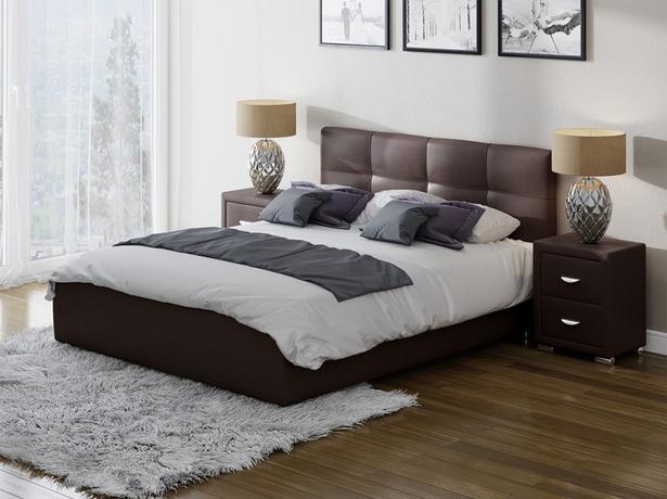 Кровать венге Life 1 Box с подъемным механизмом