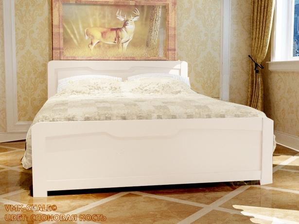 Купить кровать Шале Ариэлла - 2 слоновая кость