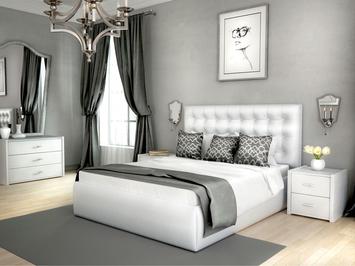 Кровать Аврора Лонакс с ПМ