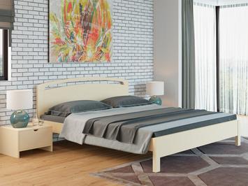 Кровать Веста 1-тахта-R Береза