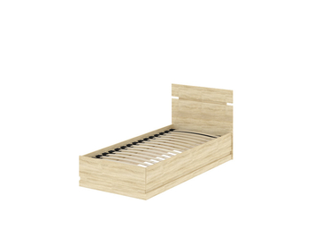 Односпальная кровать Эстель Люксор