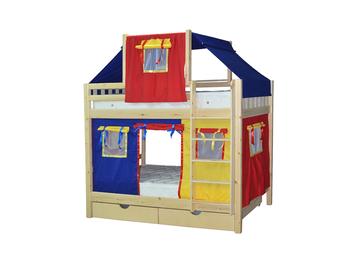 Детская кровать МХ Скворушка-2