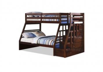 Двухъярусная детская кровать Шале Эрика-2