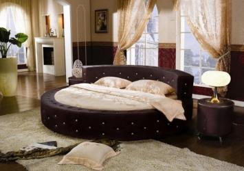 Круглая кровать Элоиза