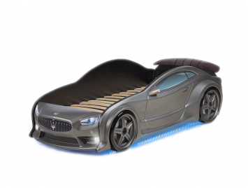 Детские кровати машины 3D Премиум (серия EVO)