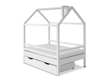 Кроватка-домик Пэппи