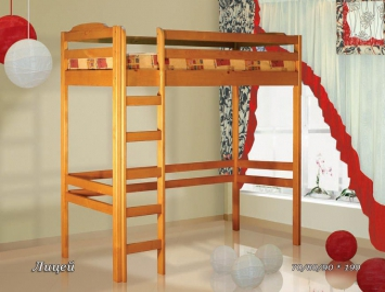 Кровать-чердак Лицей