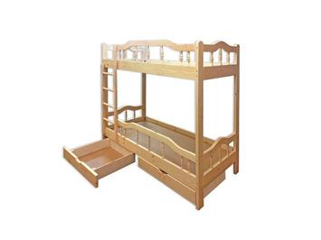 Двухъярусная детская кровать Шале Джерри