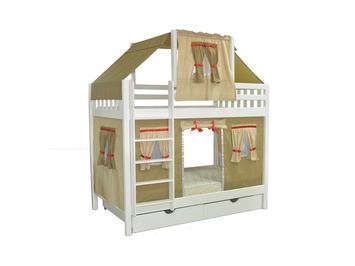 Детская кровать МХ Скворушка-5
