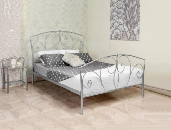 Металлическая кровать Vita