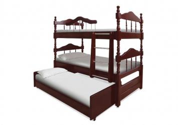 Двухъярусная кровать Шале Альбион