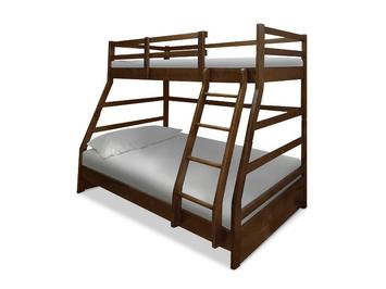 Двухъярусная детская кровать Шале Хостел