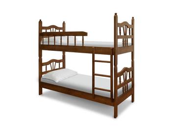 Двухъярусная детская кровать Шале Луч-2