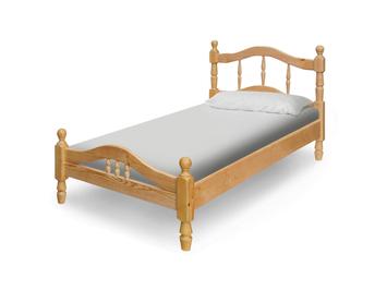 Односпальная кровать Шале  Богема