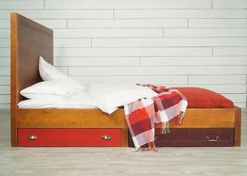 Кровать Gouache Birch