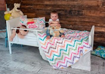 Детская кровать Лоренцо kids  Franchesco Rossi