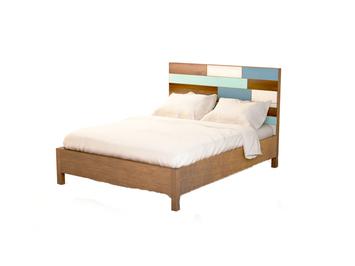 Двуспальная кровать Aquarelle